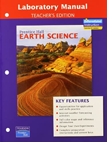 Prentice hall earth science lab manuals array prentice hall earth science lab manual te natl pearson education rh fandeluxe Image collections