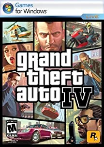 Grand Theft Auto IV - PC Download (Standard Edition) [Download]
