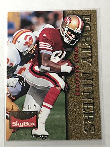 - 1995 Skybox Premium Football #119 Jerry Rice NM/M (Near Mint/Mint)
