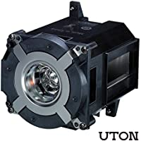 NP26LP Projector lamp Replacement for NEC NP-PA622U PA521U PA522U PA522UG PA571U PA571W PA572W PA621U PA621X PA622U PA622X PA671W PA672W PA721X PA722X projector (Uton)