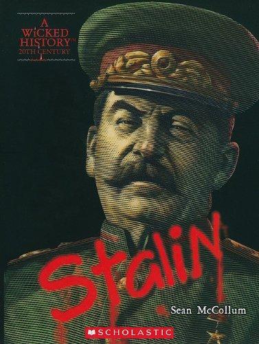 Joseph Stalin (Wicked History (Paperback))