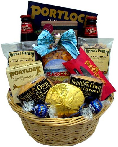 Coastal Classic Gift Basket