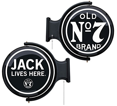 (Jack Daniel's Rotating Pub)