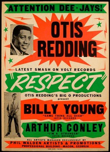 otis redding poster - 7
