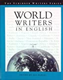 World Writers in English, , 0684312913