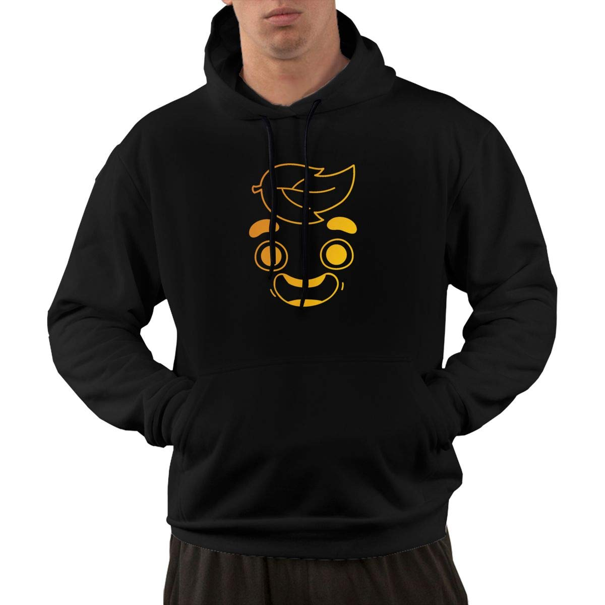 Neloha S Pullover Gold Guava Juice Face Hooded Aesthetic S For Shirts