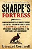 Front cover for the book Sharpe's Fortress by Bernard Cornwell