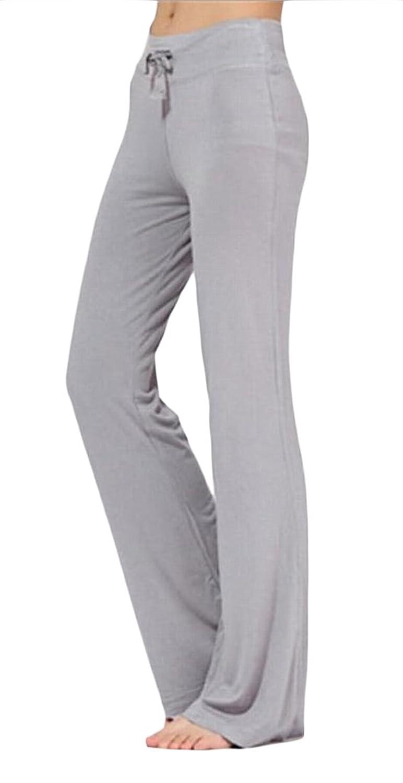 Alion PANTS レディース B075FLR598  Lingt Grey US Small
