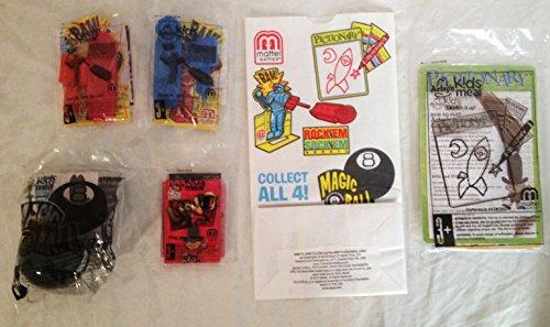 mattel-games-complete-arbys-kids-meal-toy-set-with-bag-rockem-sockem-robot