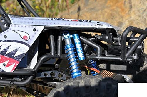 Z-D0030 110mm RC4WD King Off-Road Échelle Piggyback Shocks W// Faux Réservoir
