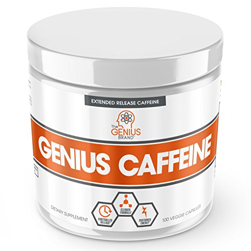 GENIUS CAFFEINE Microencapsulated Supplement Preworkout product image