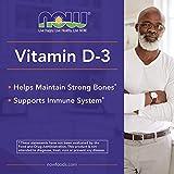 Now Foods Supplements Vitamin D3 5000 IU High