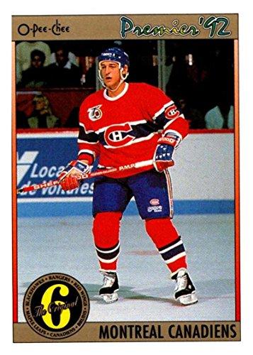 Premier Cotes - (HCW) 1991-92 OPC Premier #188 Alain Cote Canadiens NHL Mint