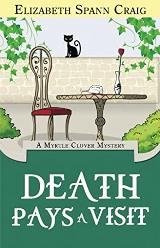 book cover of Death Pays a Visit