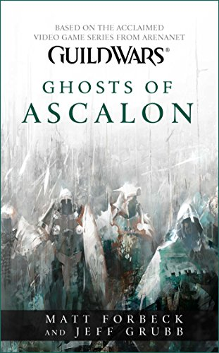 book cover of Ghosts of Ascalon