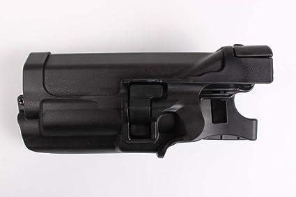 Serpa Light Bearing Level-3 Duty Mounted Belt Holster For GLOCK17 19 22 23 31 32