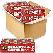 Ritz (RIUM9) Sandwich Crackers, (6 Boxes) 1.38 Ounce (Pack of 48), Peanut Butter, 66.24 Ounce