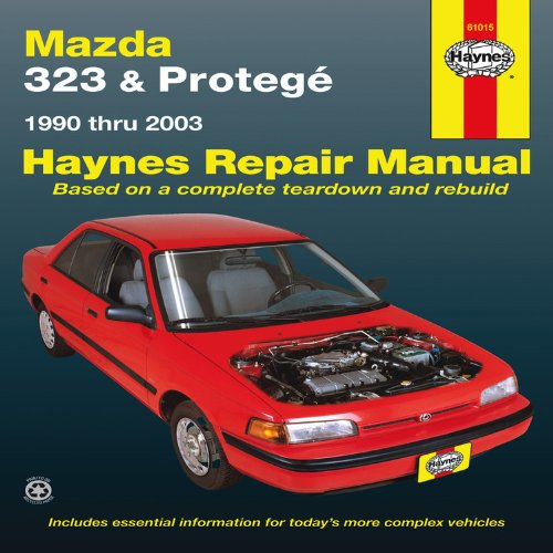 mazda 323 proteg automotive repair manual 1990 2003. Black Bedroom Furniture Sets. Home Design Ideas