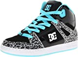 DC Rebound SE Sneaker (Little Kid/Big Kid),Black Ringer,10.5 M US Little Kid