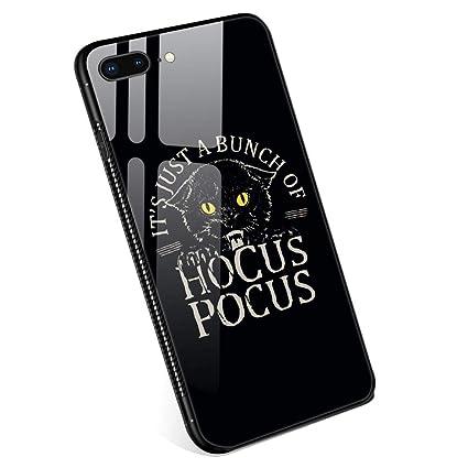 Amazon.com: Hocus Pocus - Carcasa de cristal templado para ...