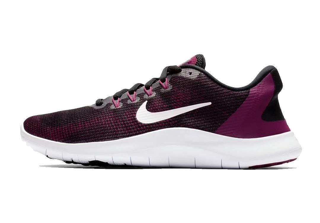 official photos a4214 46939 Amazon.com   Nike Women s Flex RN 2018 Running Shoe Black White True. Nike  Women s Free RN Flyknit 2018 Running Shoes