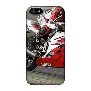 New Arrival Motorbikes Wheelie Yamaha R6 Arai LXn444rEWx Case For Iphone 6 4.7 Inch Cover