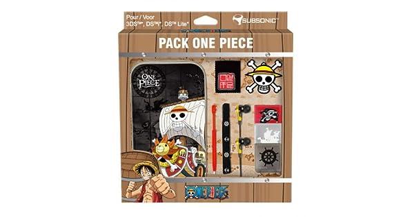 Pack daccessoiresOne Piece : Pirate Warriorspour 3DS XL/Dsi XL ...