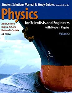 Physics for scientists and engineers volume 2 solutions manual