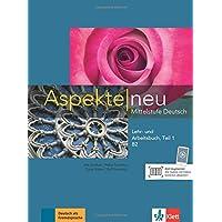 Aspekte neu b2, libro del alumno y libro de ejercicios, parte 1 + cd