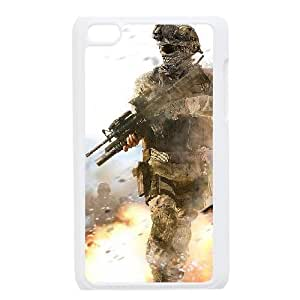 huyny diy C-EUR Customized Phone Case Of Call Of Duty For Ipod Touch 4