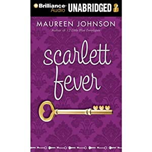 Scarlett Fever Audiobook