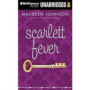Scarlett Fever Hörbuch