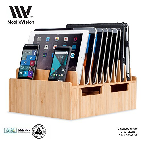 MobileVision Organizer Smartphones Family Sized Classrooms