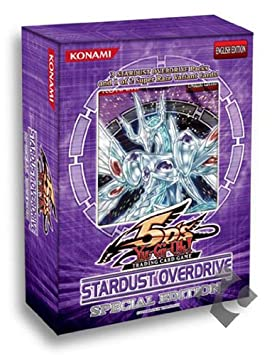 Yu-Gi-Oh! Stardust Overdrive Special Edition Juego de cartas ...