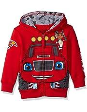 Nickelodeon Boys Blaze and The Monster Machines Lets Blaze Hoodie Hooded Sweatshirt