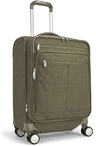 eBags Piazza Carry-On Spinner 22 Inch Sage Green