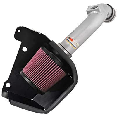 K&N Cold Air Intake Kit: High Performance, Guaranteed to Increase Horsepower: 2008-2014 Mitsubishi Lancer, 2.0/2.4L L4, 69-6544TS: Automotive