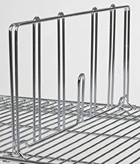 Amazon.com: Akro-Mils 45618 Plastic Shelf Divider for 18-Inch Deep ...