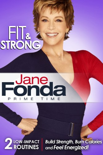 Exercise Products : Jane Fonda Prime Time: Fit & Strong