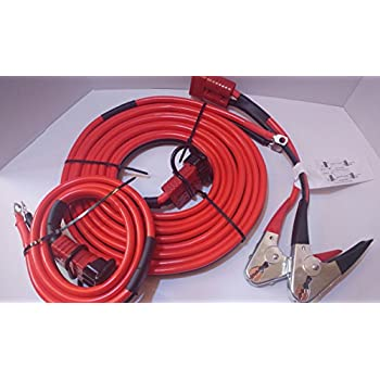 Amazon.com: 2 GAUGE 33 FT UNIVERSAL QUICK CONNECT WIRING KIT ...