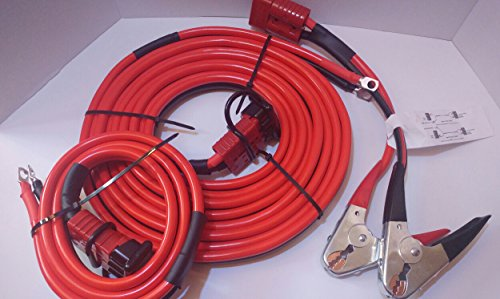 Gauge 2 Batteries 18 Kit (2 Gauge 32 ft. Hi-Amp Universal Quick-Connect Wiring Kit for Trailer Mounted Winch)