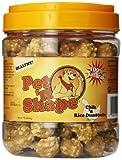 Pet 'n Shape Chik 'n Rice Dumbbells Natural Dog Treats, 16-Ounce by Pet 'n Shape