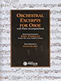 Orchestral Excerpts for Oboe, John Ferrillo, 1598060082
