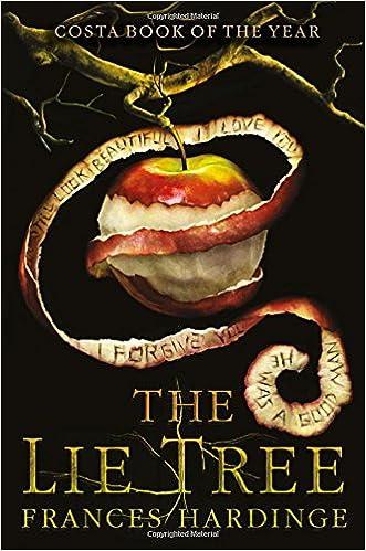 Image result for book cover lie tree hardinge