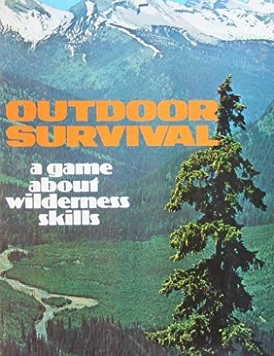 Avalon Hill/Stackpole Outdoor Survival: A Game About Wilderness Skills [Box Set]