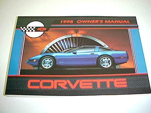 1995 Chevy Chevrolet Corvette Owners Manual