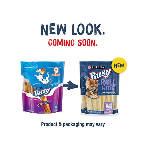Purina Busy Real Beefhide Dog Chews 2