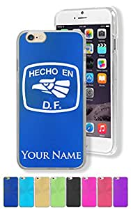 """Personalized Case for Apple iPhone 6 (4.7"""") - HECHO EN DF DISTRITO FEDERAL - Engraved for FREE"""