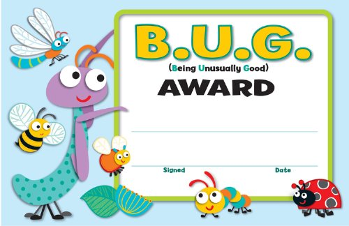"""Buggy"" for Bugs Recognition Awards"