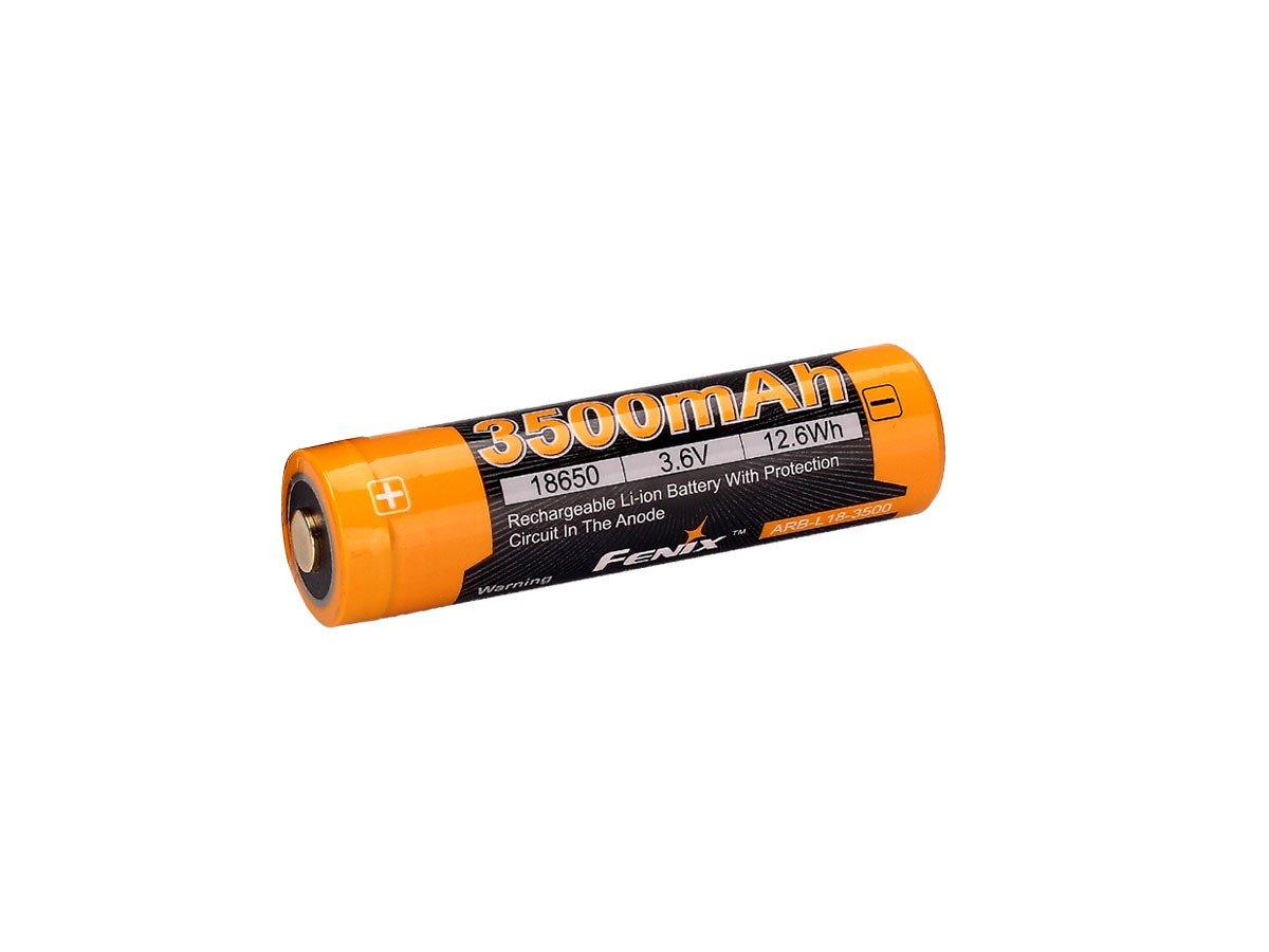 Fenix 3500 mAh Rechargeable Battery ARB-L18-3500